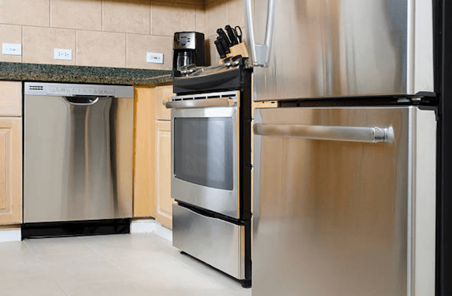repaired appliances